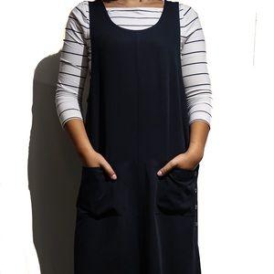Black Talbots Jumper Dress!